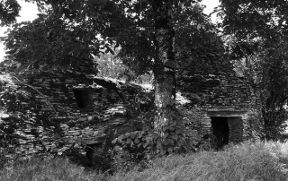 Les-cabanes